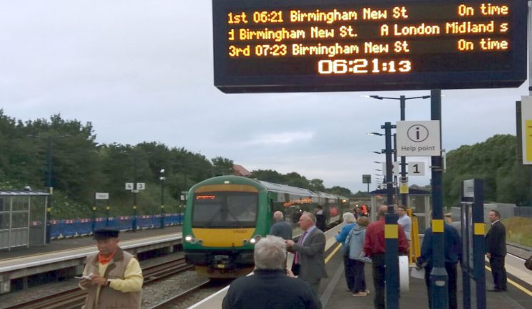 Rail strikes called off after agreement is reached but it is too late to change Saturday's timetable
