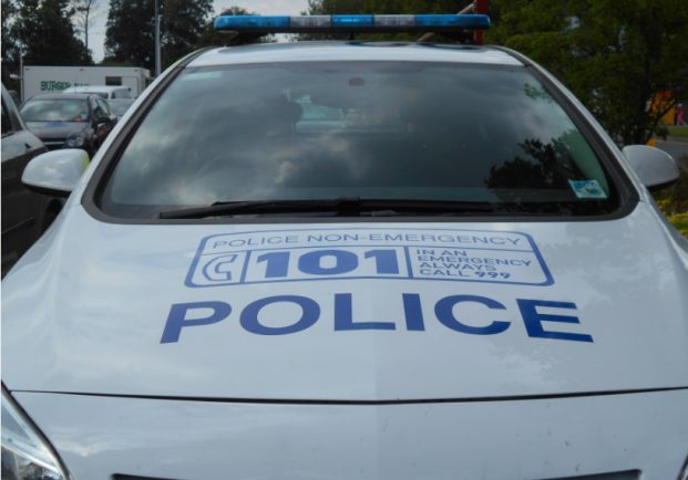 Excavator damaged in Hagley as thieves steal batteries