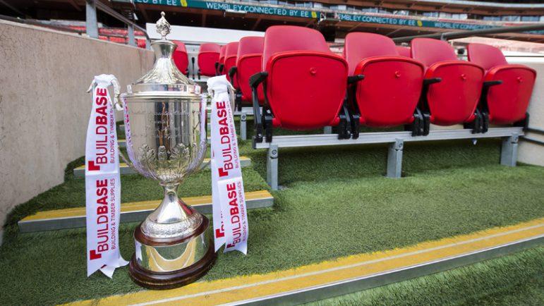 Away Tickets For Bromsgrove Sportings Fa Vase Semi Final Second Leg