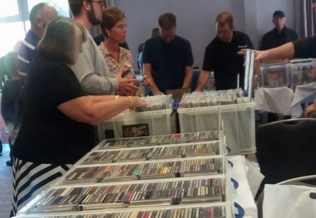 Massive Vinyl Record And Cd Fair Is Heading To Bromsgrove