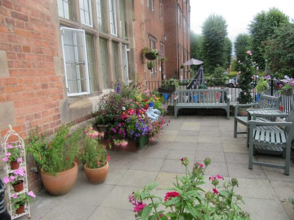 Bromsgrove Care Home Staff And Residents Transform Garden