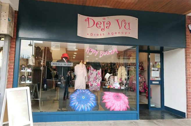 Bromsgrove's vintage clothing charity shop Déjà Vu set to celebrate its first anniversary