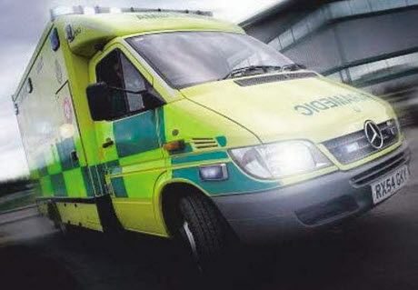 Staff fearing for their jobs after ambulance service loses contract