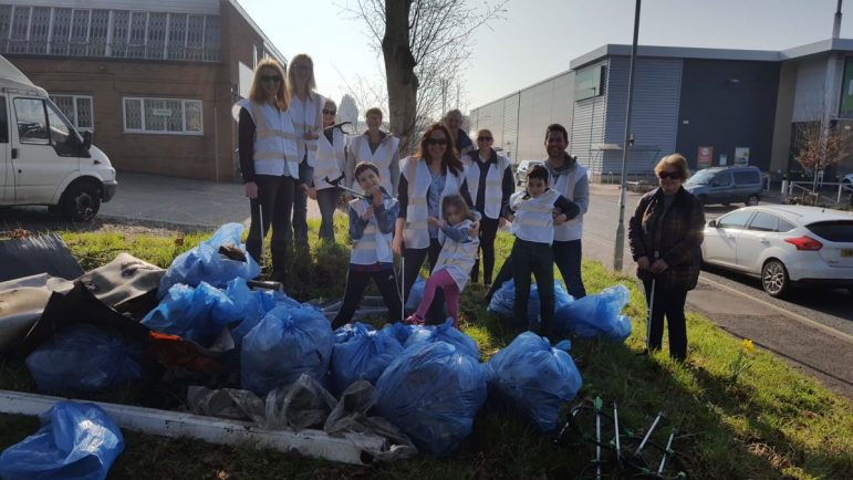 Great British Spring Clean – Campaign group will be Keeping Bromsgrove Beautiful