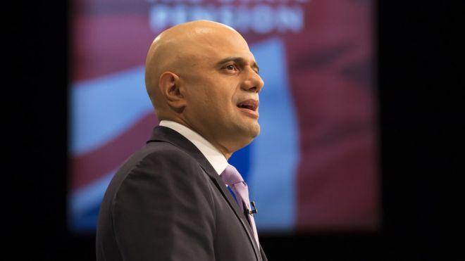 Bromsgrove MP Sajid Javid officially announces his leadership challenge