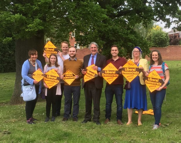 Bromsgrove Liberal Democrats: 'We are the only opposition ...