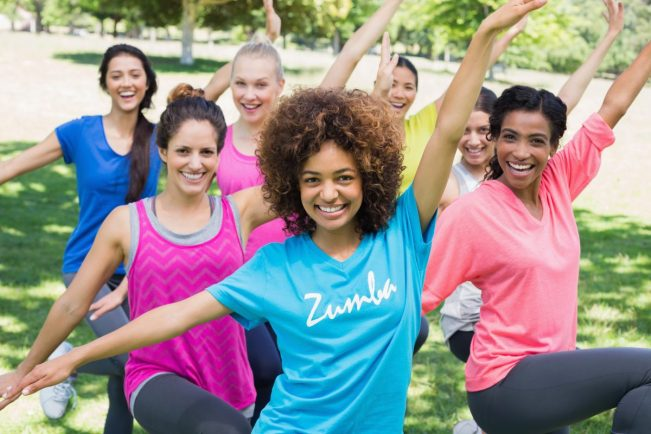 Get fit for less with Bromsgrove District Council's Zumba and Stretch and Tone classes