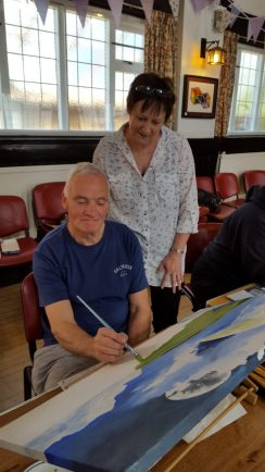 Collection of 100 paintings to go on display at Alvechurch exhibition