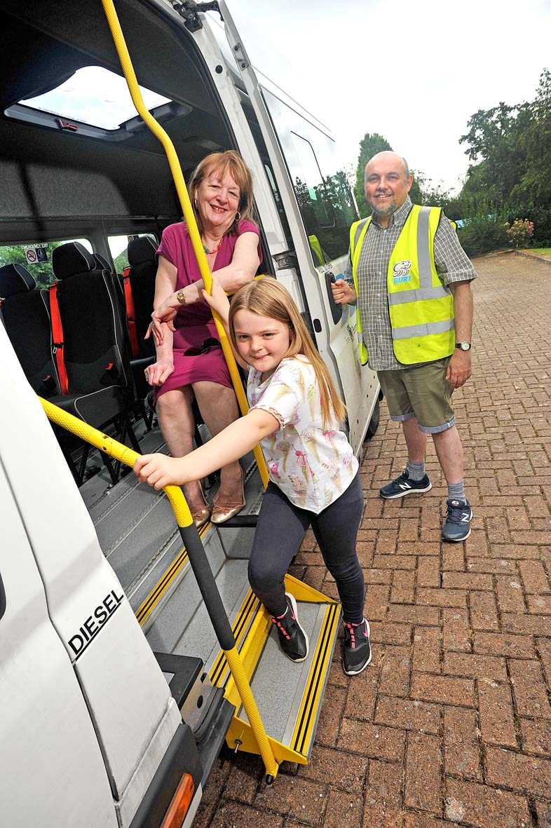 Community Bus To Provide Lifeline To Isolated Bromsgrove