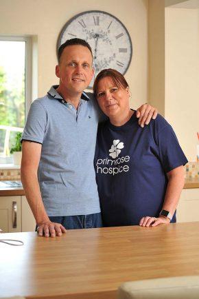 Bromsgrove police officer promises to keep fighting crime despite having Motor Neurone Disease