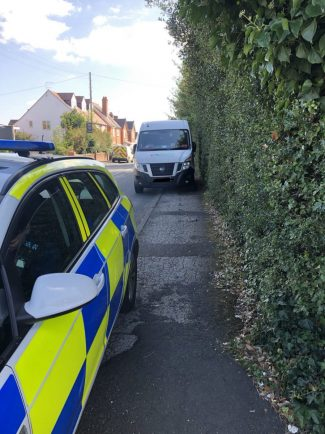 Drivers in Bromsgrove urged to park sensibly after police receive complaints over dangerously left vehicles