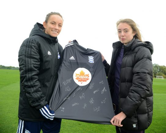 £15k pledged towards spine op as appeal for football-mad South Bromsgrove High School's Amelia kicks off