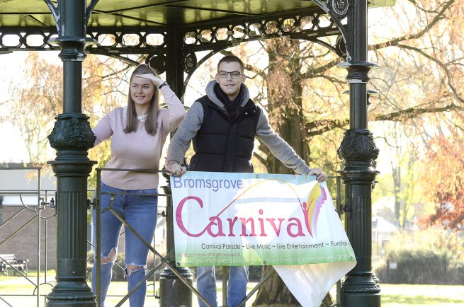 Bromsgrove Carnival looking for charities to work with at 2020 event