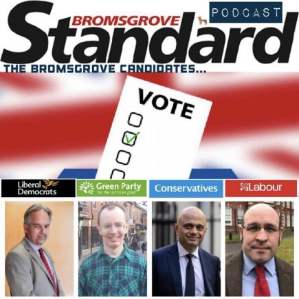 PODCAST SPECIAL – Listen to the Bromsgrove election hustings