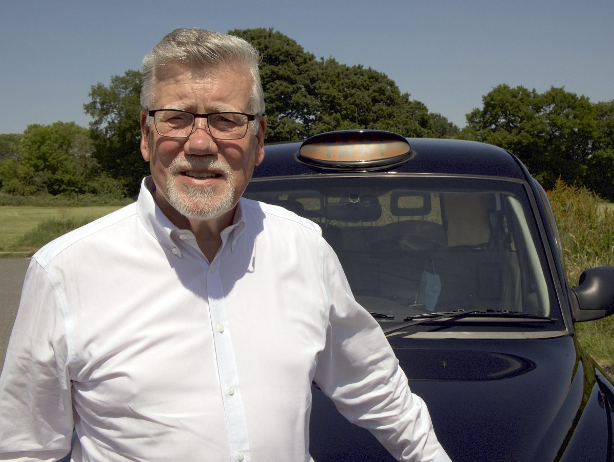 Former Bromsgrove cab driver releases his debut thriller 'Turning Corners'