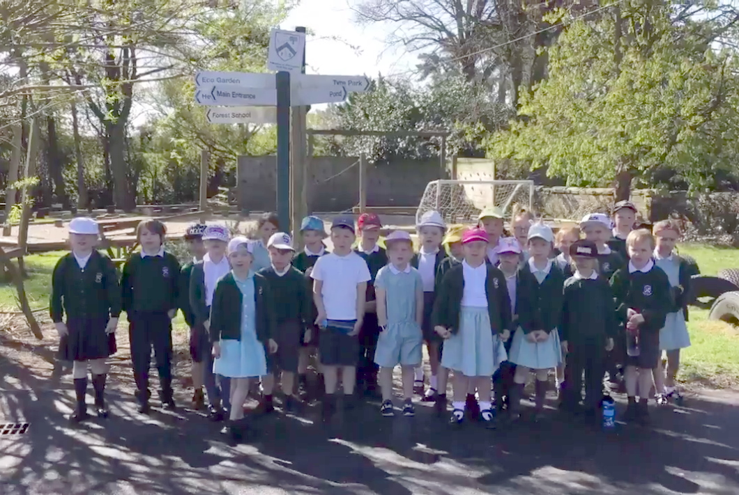 VIDEO – Happy birthday Prince Louis! – Children from Bromsgrove's Fairfield First School send special message